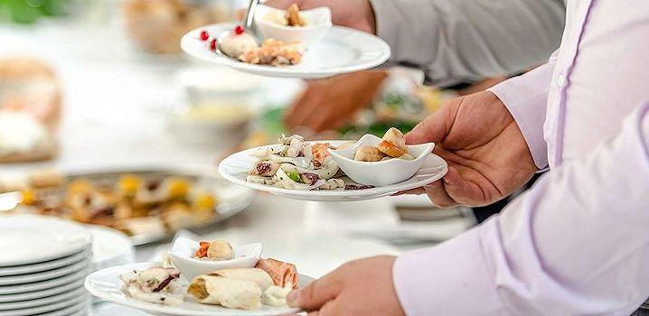 Catering nozze scelta