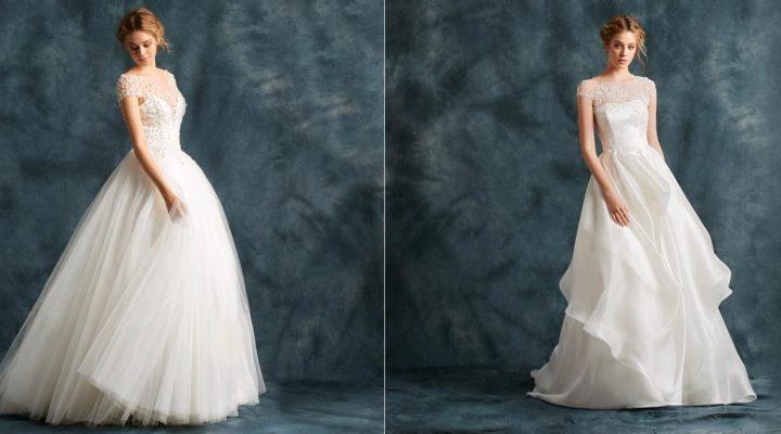 f0e77820dbce2 Atelier Emé   charme romantico senza tempo e glamour contemporaneo per la  collezione 2017 di abiti da sposa