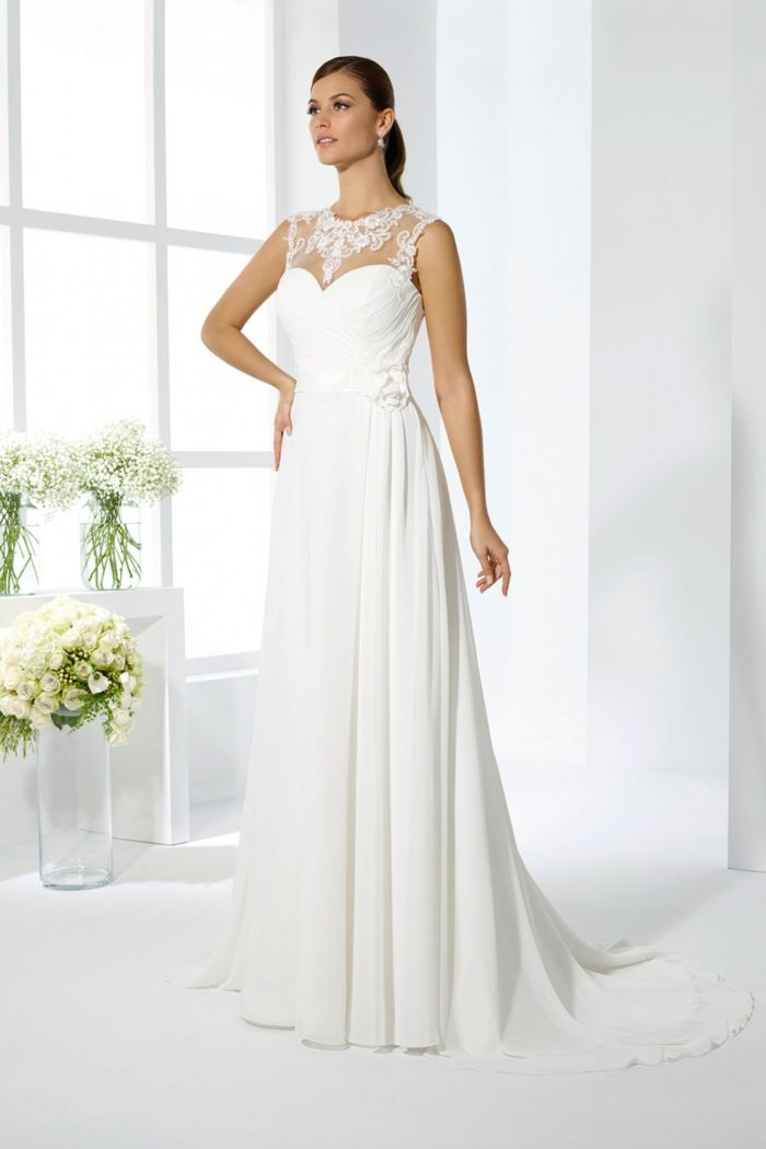 dac5155036e2 Just For You   la seduzione di abiti da sposa eleganti e romantici ...