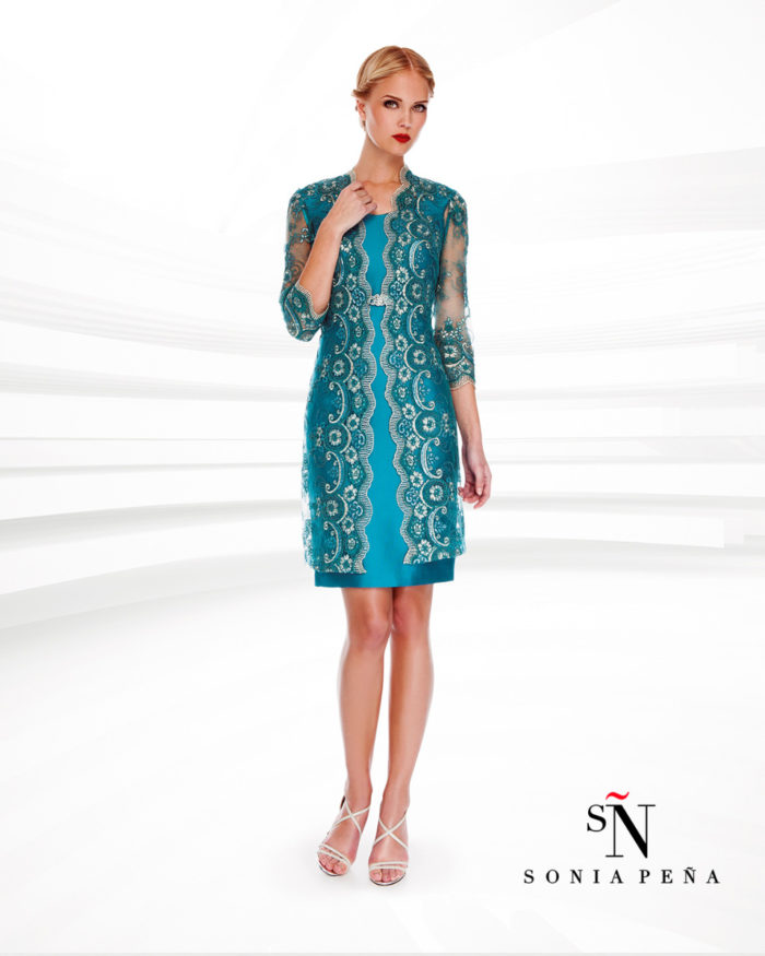 Sonia Pena   la preview della collezione 2017 di abiti eleganti e da ... 8b163f9d8fa