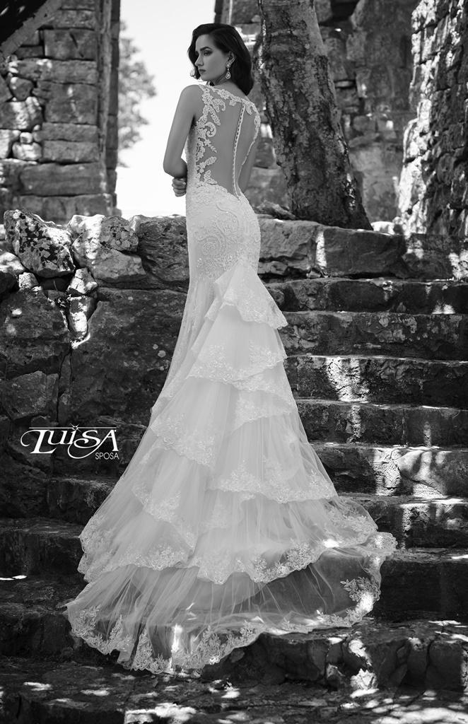 best service a4393 ecc7f Abiti da sposa luisa sposa prezzi – Vestiti da cerimonia