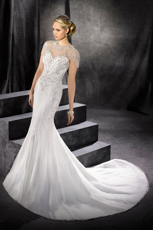 abito-sposa-Kelly Star-2017-modello-176-13