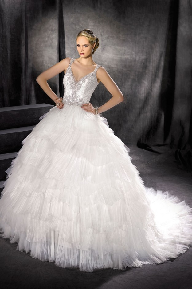 abito-sposa-Kelly Star-2017-modello-176-14