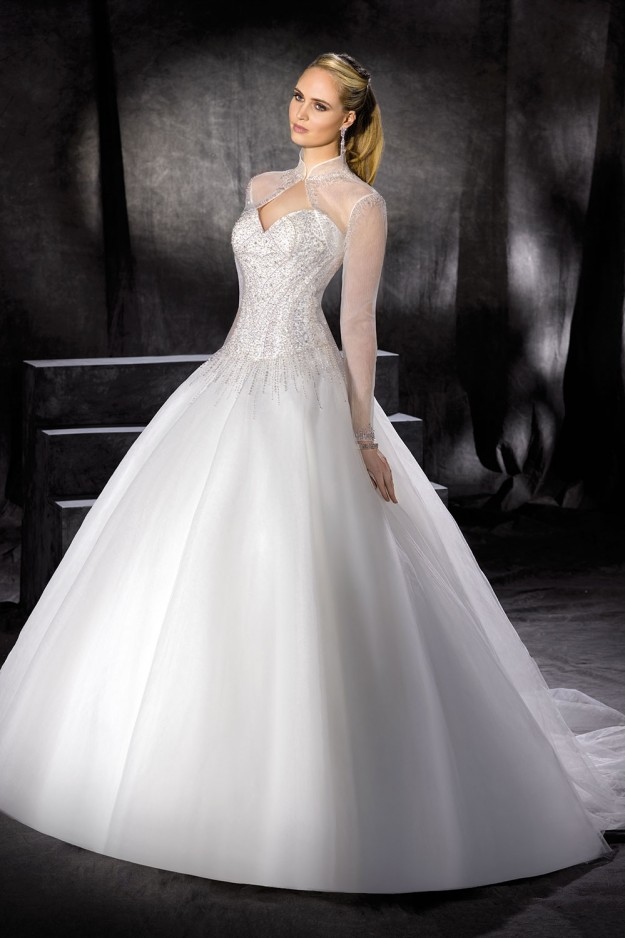 abito-sposa-Kelly Star-2017-modello-176-24