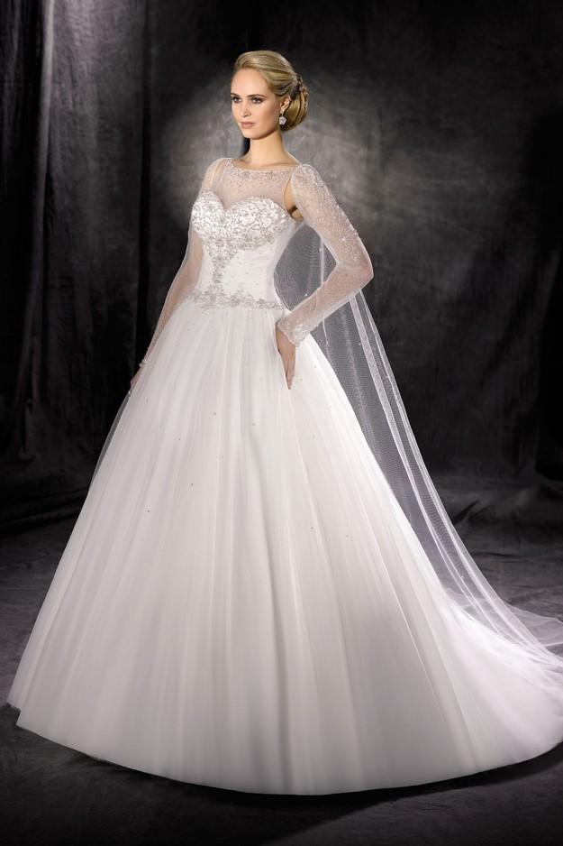 abito-sposa-Kelly Star-2017-modello-176-31