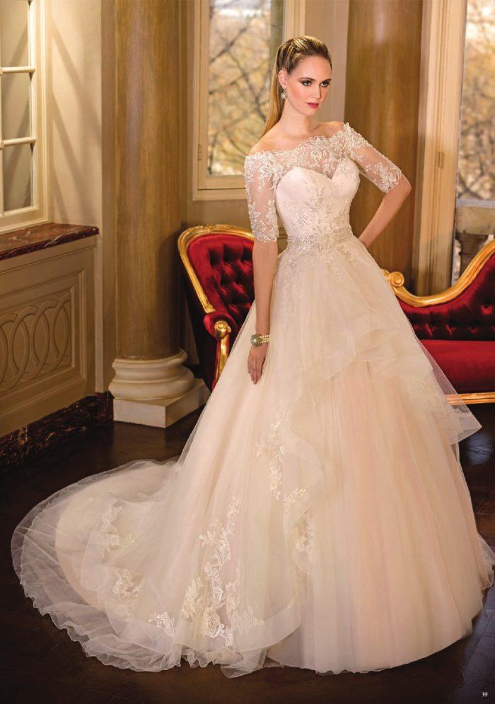 abito-sposa-Miss Kelly-2017-modello-171-17