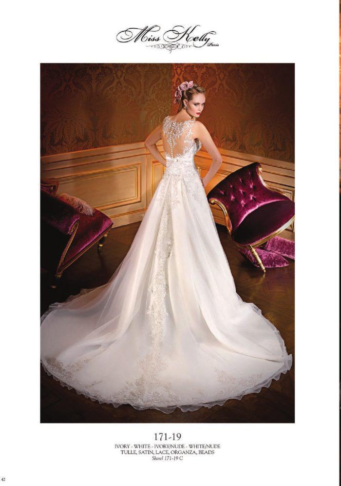 abito-sposa-Miss Kelly-2017-modello-171-19-retro