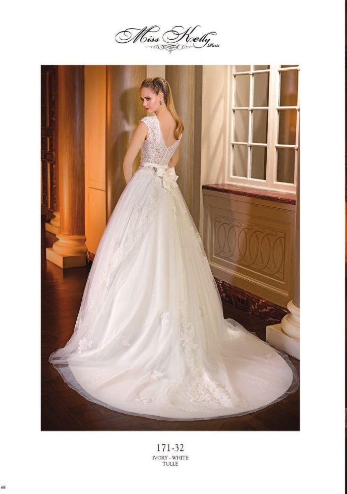 abito-sposa-Miss Kelly-2017-modello-171-32-retro