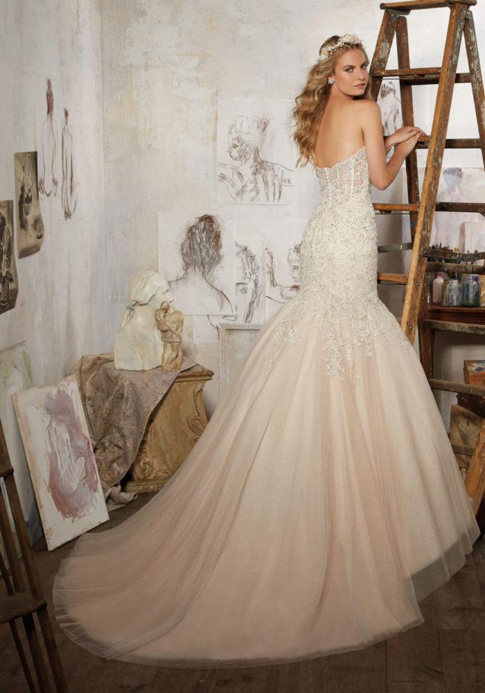 abito-sposa-Mori Lee-2017-modello-mariela-1