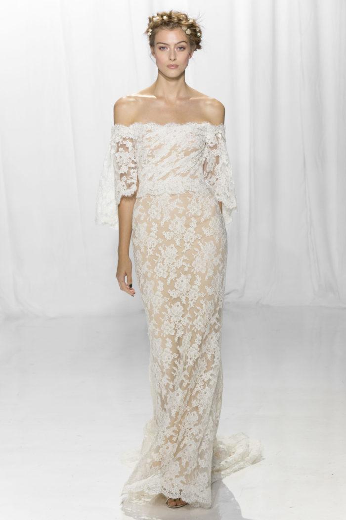 abito-sposa-Reem Acra-2017-modello-look 9-Dalma