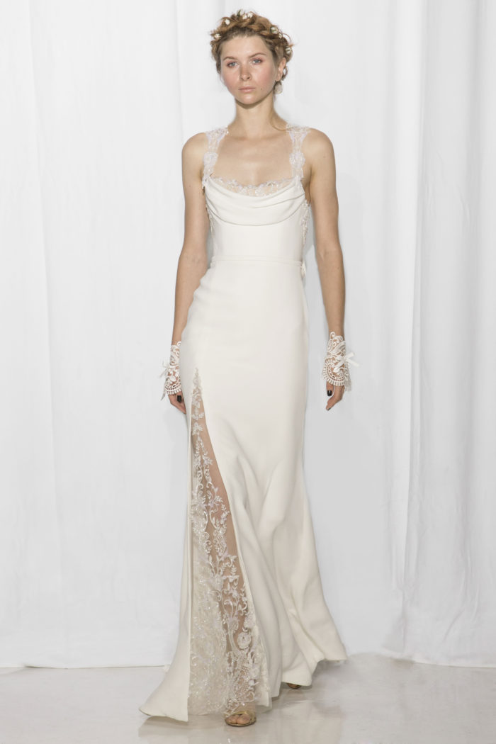 abito-sposa-Reem Acra-2017-modello-look 11-Franca