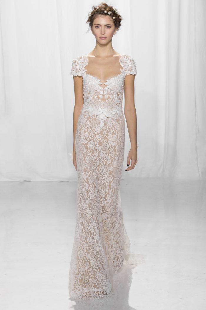 abito-sposa-Reem Acra-2017-modello-look 6-Cheri
