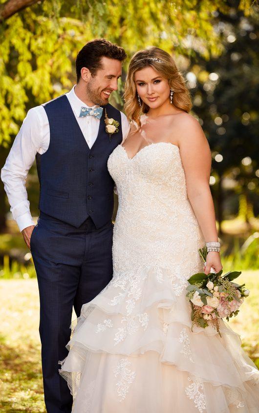 abito-sposa-Stella York-2017-modello-6405