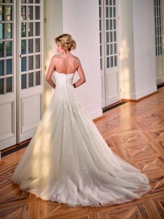 abito-sposa-Diane Legrand-2017-modello-6214-romance-retro