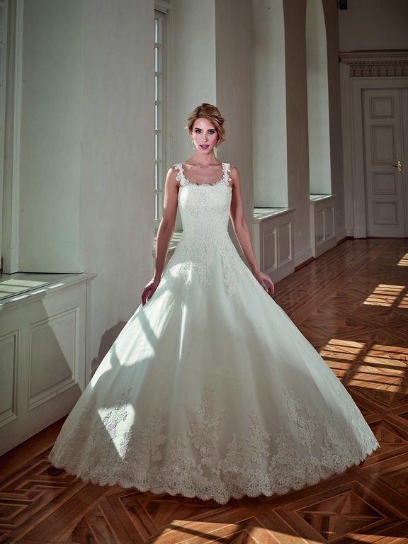 abito-sposa-Diane Legrand-2017-modello-6206-romance