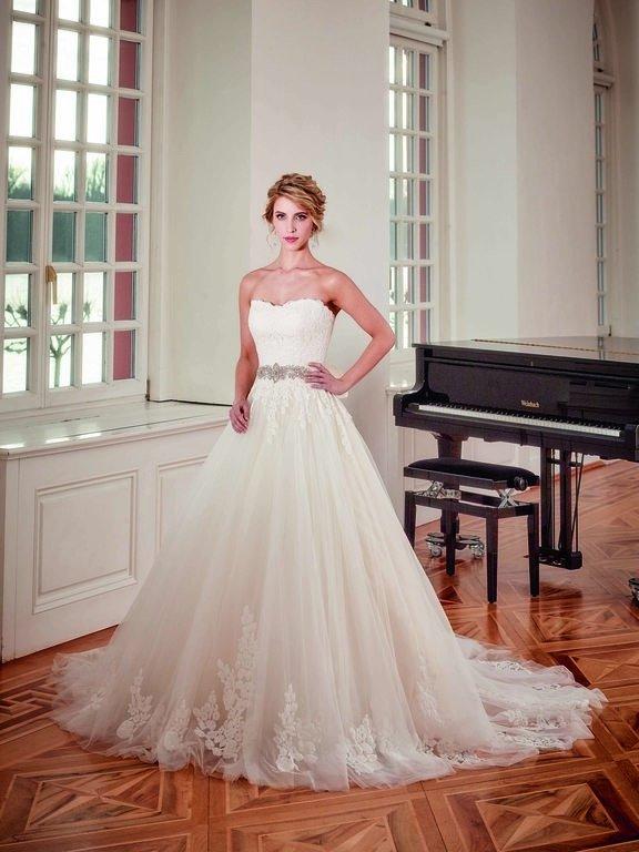 abito-sposa-Diane Legrand-2017-diamant-modello-6106-couture