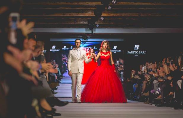 Fausti Sari collezione Couture 2017 abiti sposa14