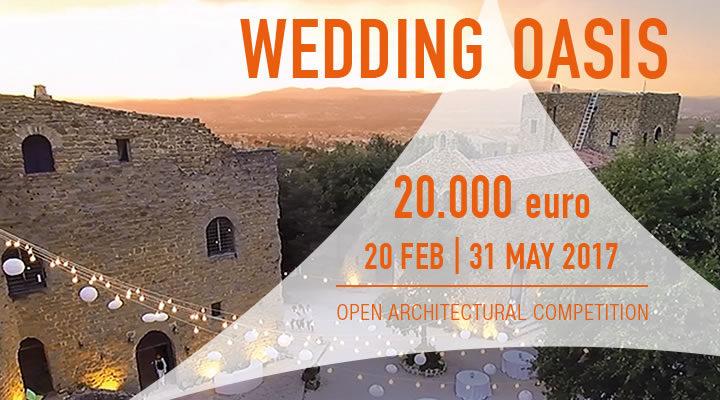 Location nozze Castello Rosciano concorso Wedding Oasis YAC
