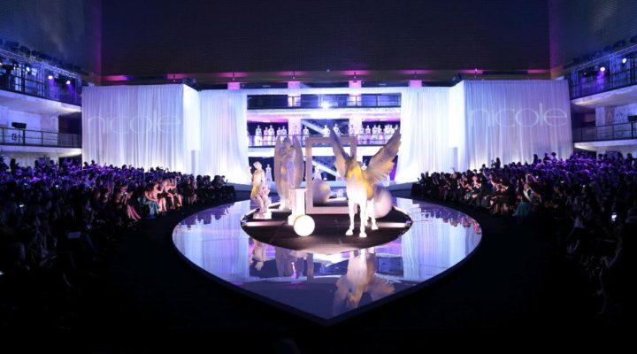 Nicole Fashion Show 2017 Roma abiti da sposa 2018 sfilata1