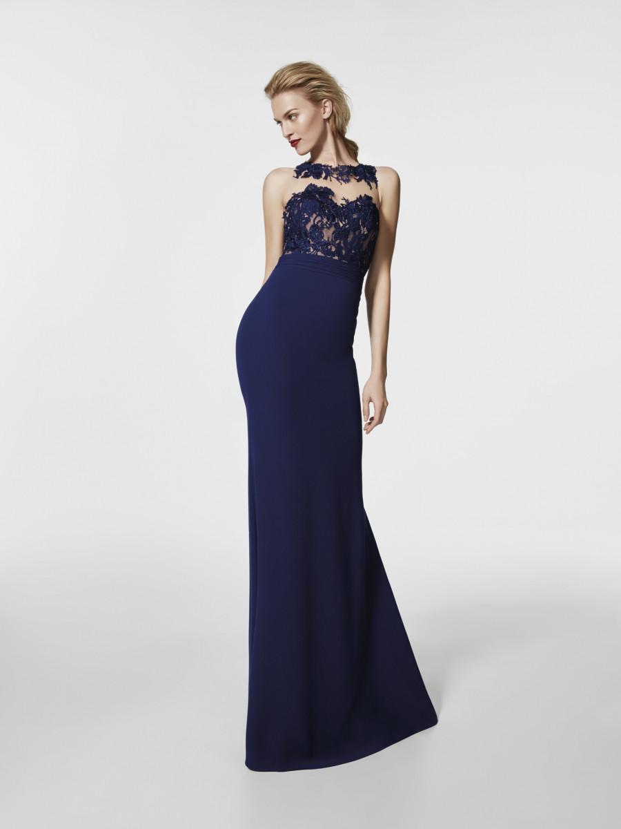 design elegante qualità del marchio design elegante Pronovias collezione Fiesta 2018 abiti eleganti cerimonia ...