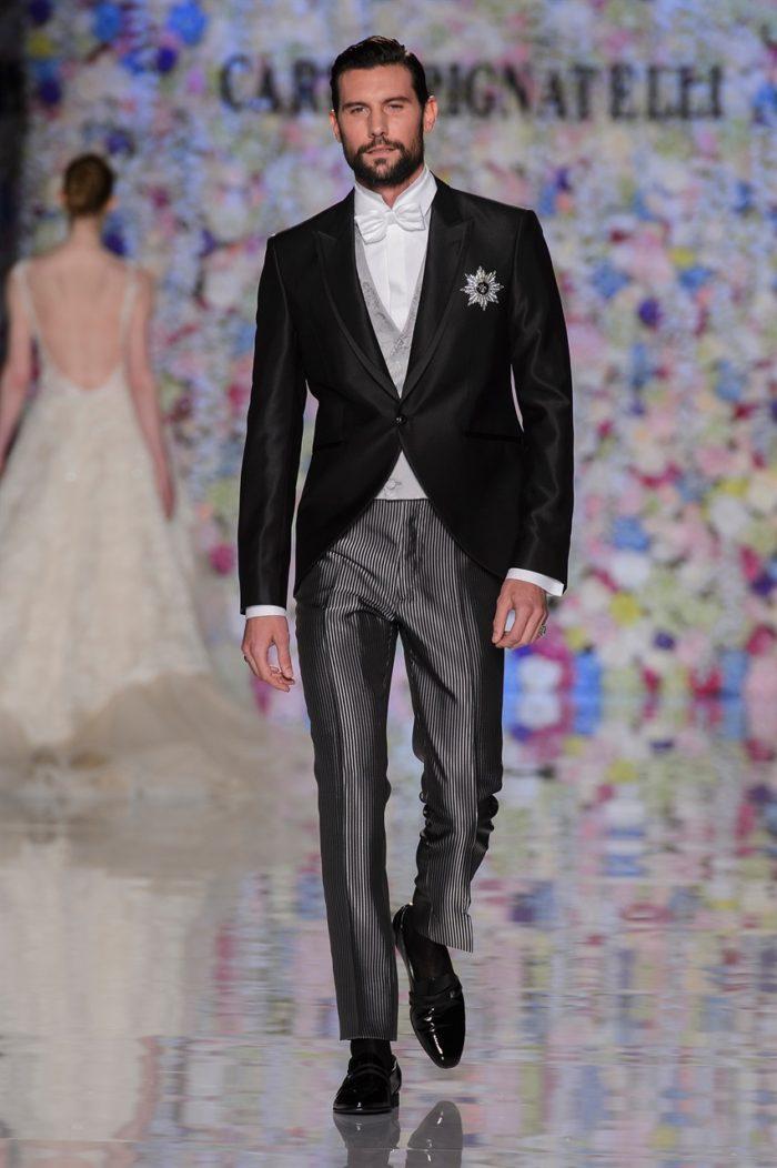 Vestito Matrimonio Uomo Pignatelli : Carlo pignatelli l allure del gentleman inglese per lo