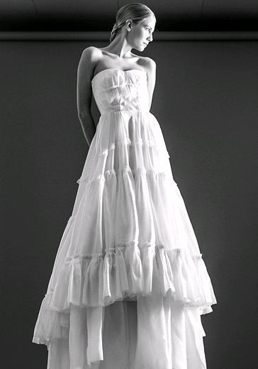 Matrimonio Shabby Chic Abiti Uomo : Celestina agostino l espressiva collezione chic di abiti