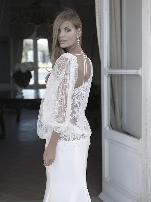 Abiti Da Sposa Caserta.Atelier Signore Abito Sposa Tatoo Collezione 2014 Excellence8