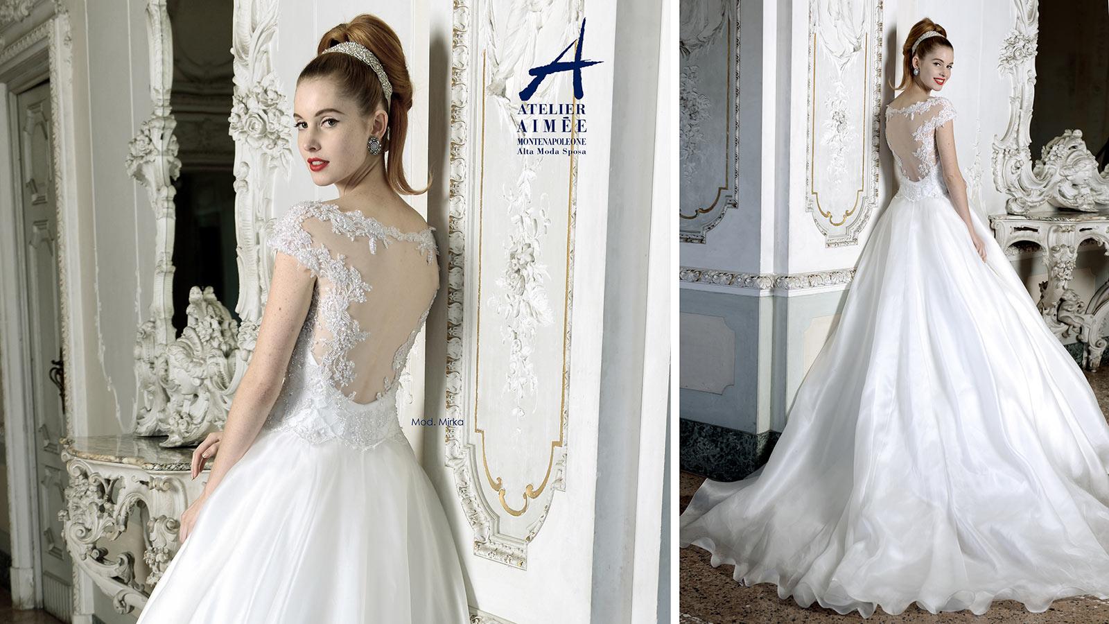 3bfd91208480 Atelier Aimee collezione 2015 abiti sposa (3)
