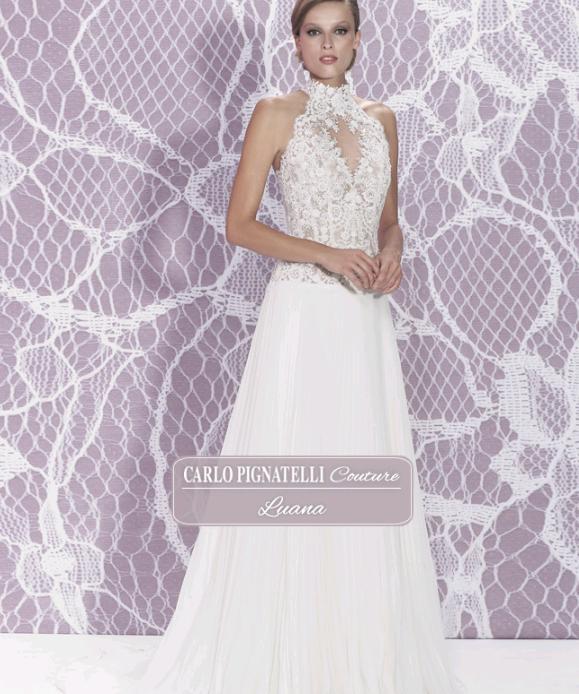 1a4c7ac51af4e Carlo Pignatelli Couture collezione 2015 abiti sposa19