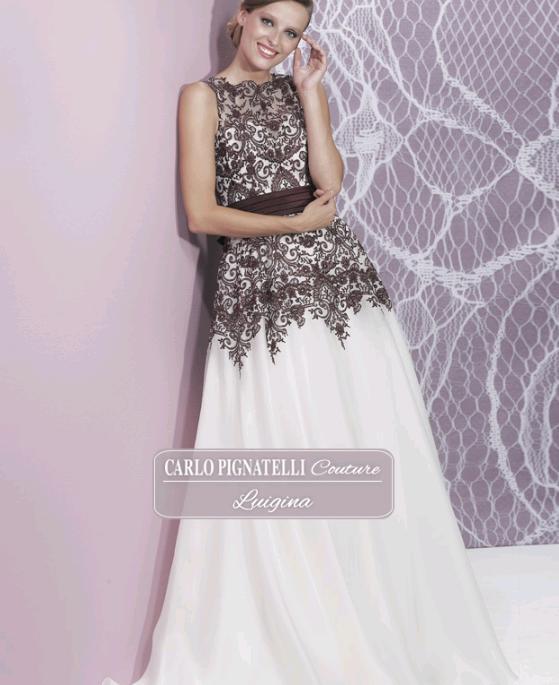 Carlo Pignatelli Couture collezione 2015 abiti sposa26