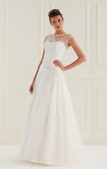 """aa1104d55dab Claraluna   """"La vie en rose"""" è la sua nuova collezione bridal 2015 ..."""