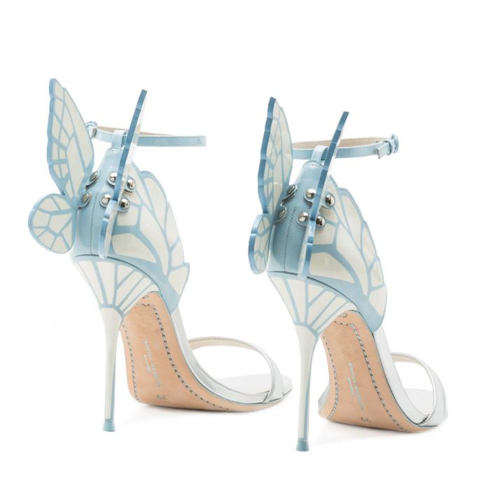 online retailer 4843e f1e3c Sophia Webster : la frizzante collezione 2015 di scarpe da ...