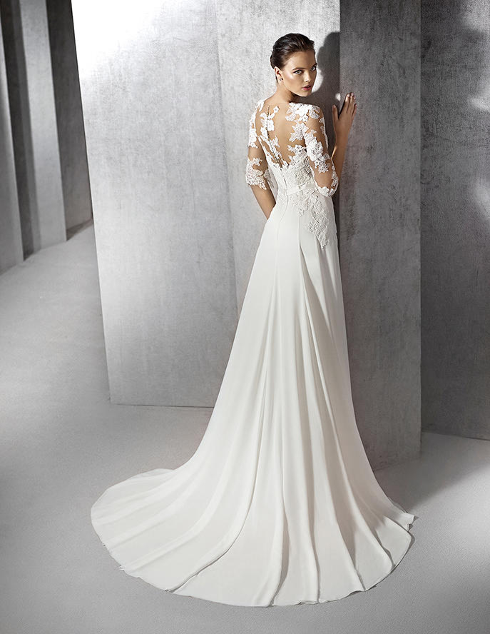 St. Patrick : la nuova collezione di abiti da sposa in tema