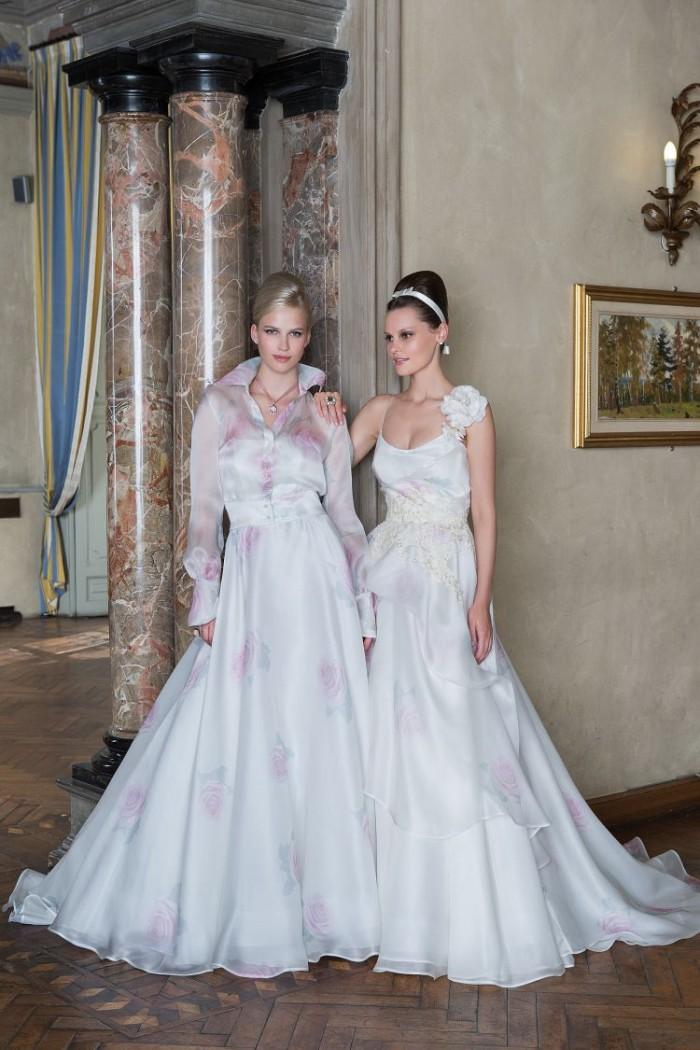 40dab5b4b61a Galvan Sposa   la collezione haute couture 2016 di abiti da sposa ...
