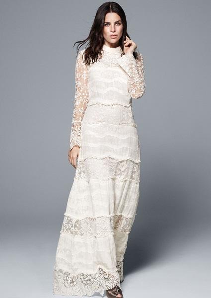 low priced 5ecc7 b41e5 H&M : i nuovi abiti da sposa della linea green Conscious ...