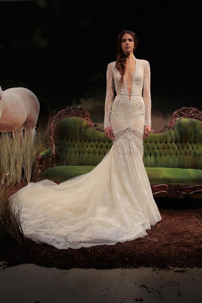 0c13fea8c458 La collezione Galia Lahav 2017 pone l incipit su un esclusivo stile  seducente e femminile