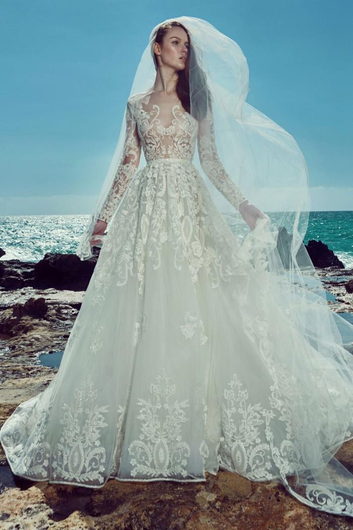 b9793914a9c8 La collezione Zuhair Murad 2017 è un trionfo di abiti da sposa Haute  Couture