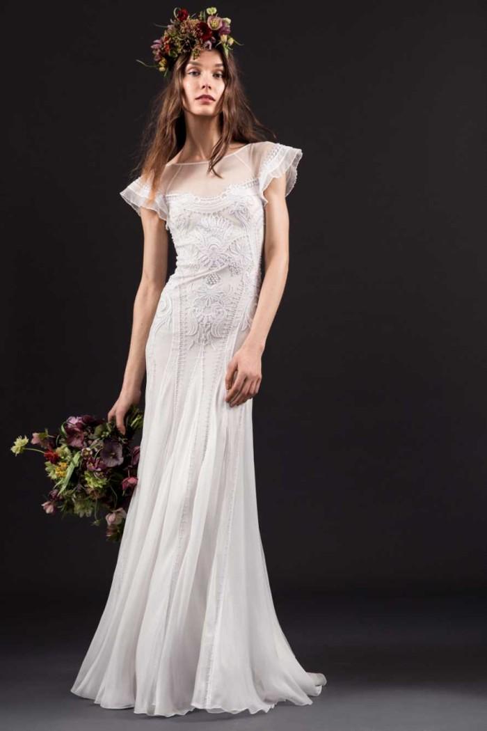 06aba903f140 ... i nuovi abiti da sposa si abbinano a trend contemporanei