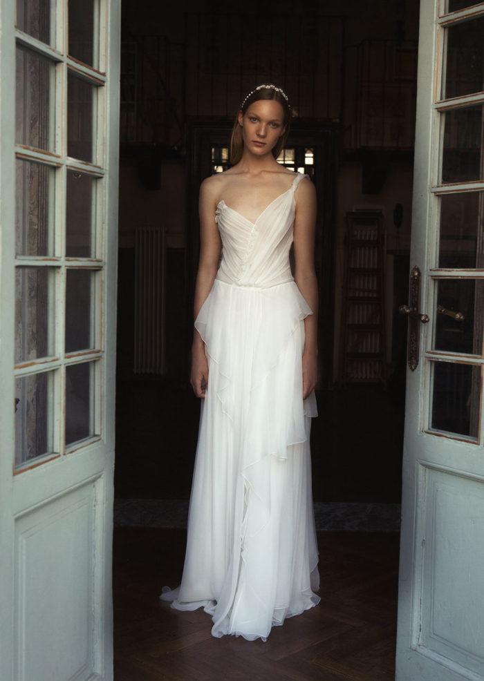 brand new bde4e 0dce6 Alberta Ferretti : l'alta moda sartoriale degli abiti da ...