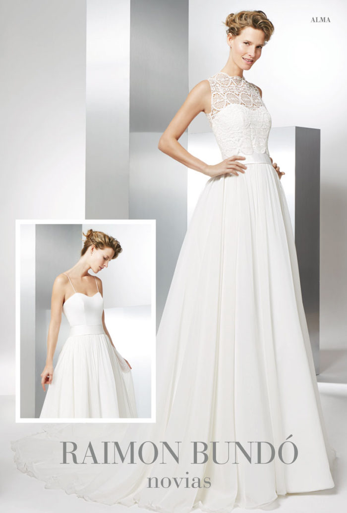 abito-sposa-Raimon Bundo-modello-alma