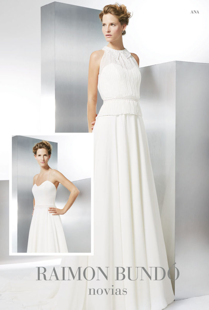 abito-sposa-Raimon Bundo-modello-Ana
