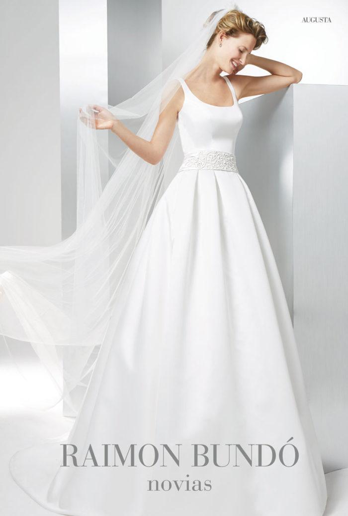 abito-sposa-Raimon Bundo-modello-Augusta