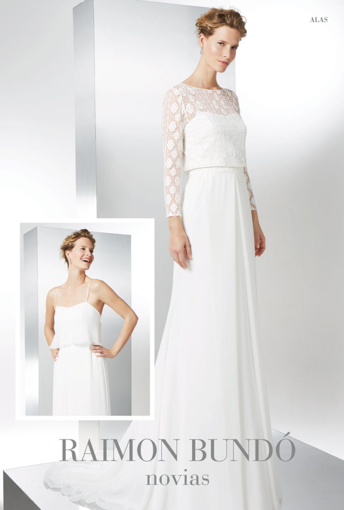abito-sposa-Raimon Bundo-modello-alas