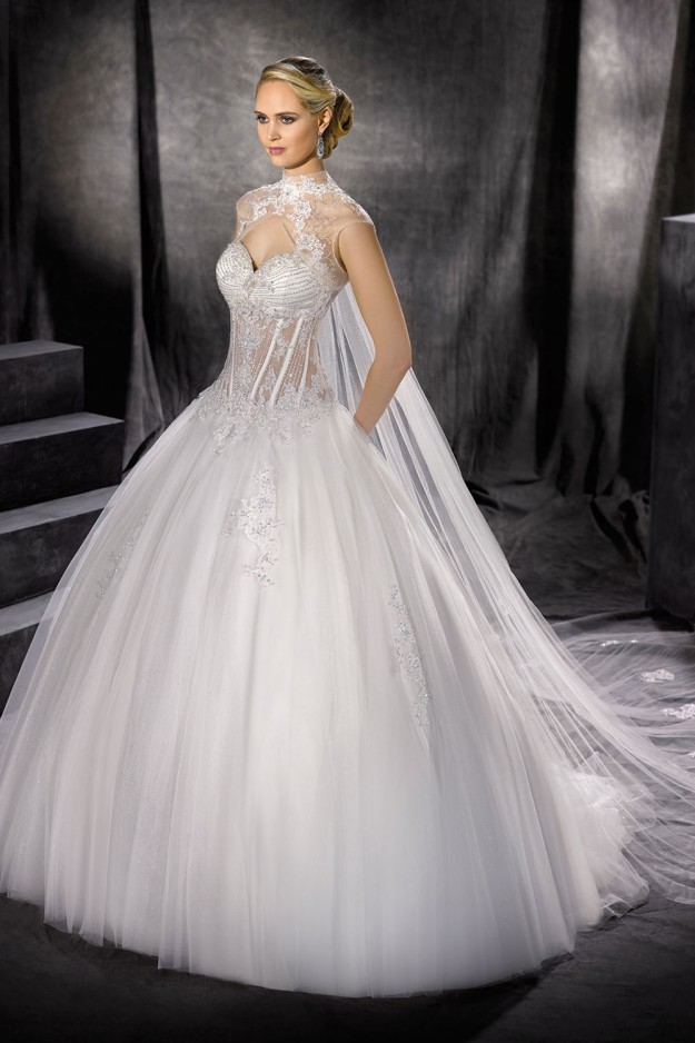 abito-sposa-Kelly Star-2017-modello-176-16