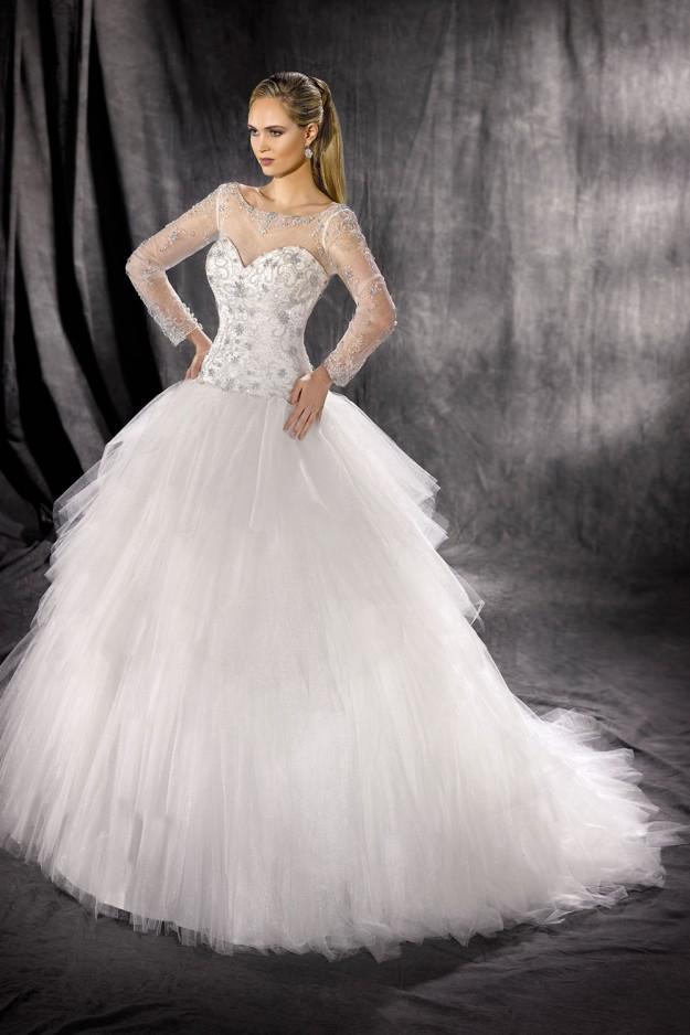 abito-sposa-Kelly Star-2017-modello-176-02