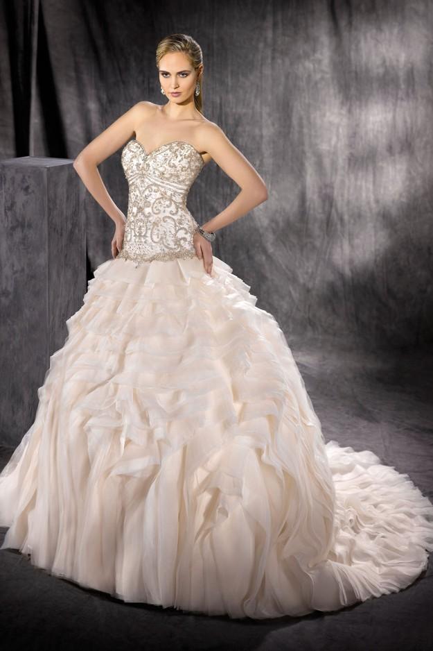 abito-sposa-Kelly Star-2017-modello-176-05