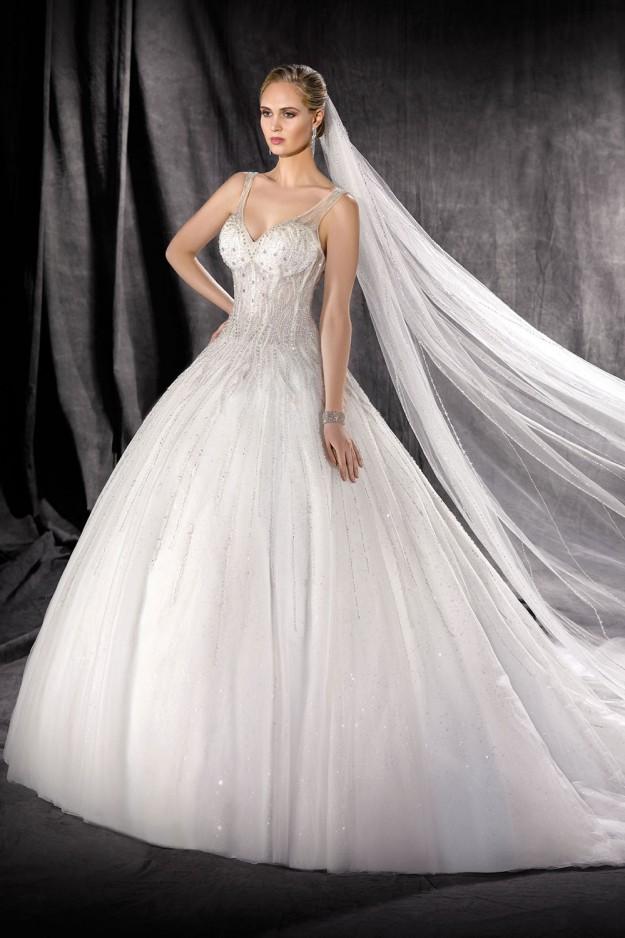 abito-sposa-Kelly Star-2017-modello-176-09