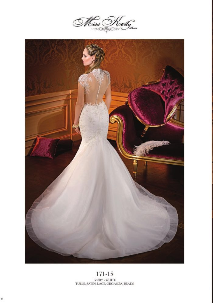 abito-sposa-Miss Kelly-2017-modello-171-15-retro