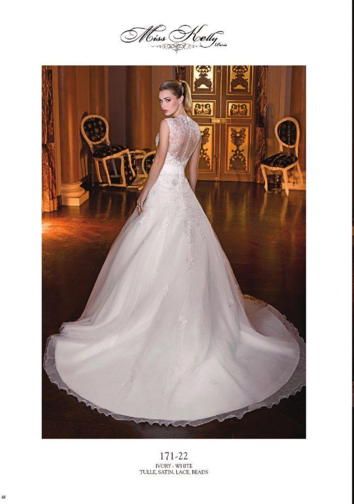 abito-sposa-Miss Kelly-2017-modello-171-22-retro