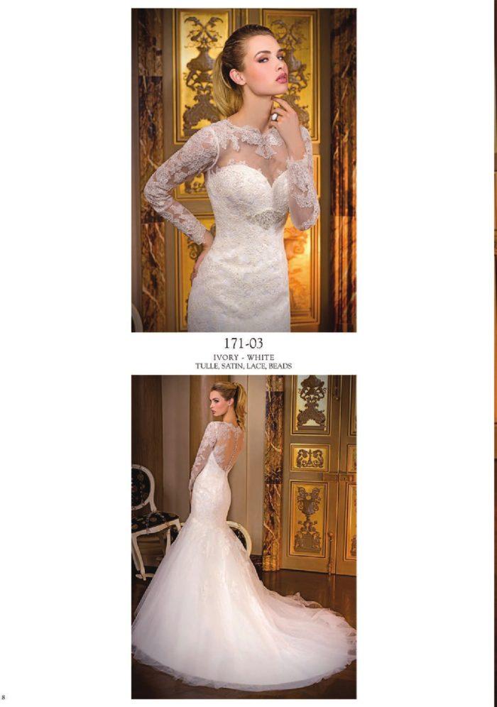 b4bedf7f1db8 ... abito-sposa-Miss Kelly-2017-modello-171-03-fronte ...